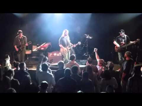 Cody Canada & The Departed - Lighthouse Keeper [Cross Canadian Ragweed cover] (Houston 01.15.16) HD