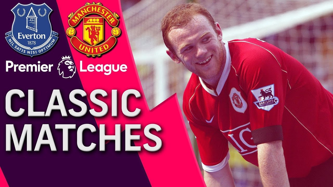 Everton v. Man United | PREMIER LEAGUE CLASSIC MATCH | 4/28/07 | NBC Sports