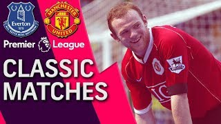 Everton v. Man United | PREMIER LEAGUE CLASSIC MATCH | 4/28/07 | NBC Sports