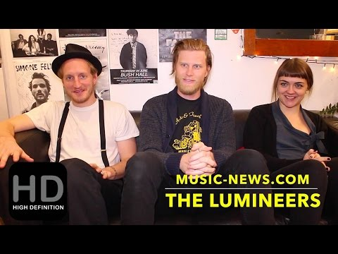 The Lumineers I Interview I Music-News.com