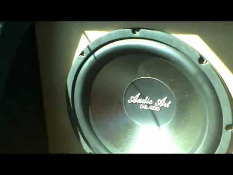 "2 12"" Audio Art RC12 y Amplificador Quantum Audio 1500 Watts | Cajon Octoport | Car Audio México"
