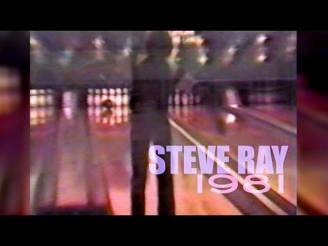 Steve Ray bowling, 1981