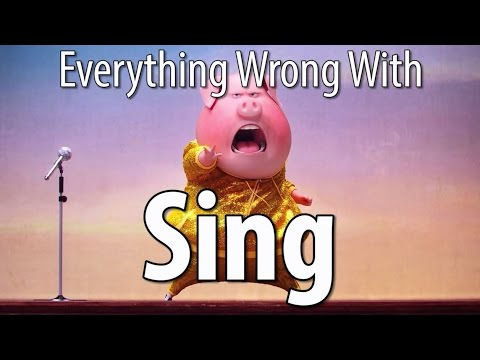 Download Youtube: Everything Wrong With Sing In 15 Minutes Or Less