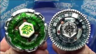 Beyblade Fang Leone 130W²D vs Basalt Horogium 145WD ベイブレード