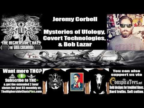 Jeremy Corbell | Mysteries of Ufology, Covert Technologies, & Bob Lazar