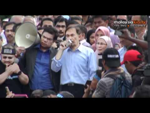 Sodomy II verdict: Anwar NOT guilty!