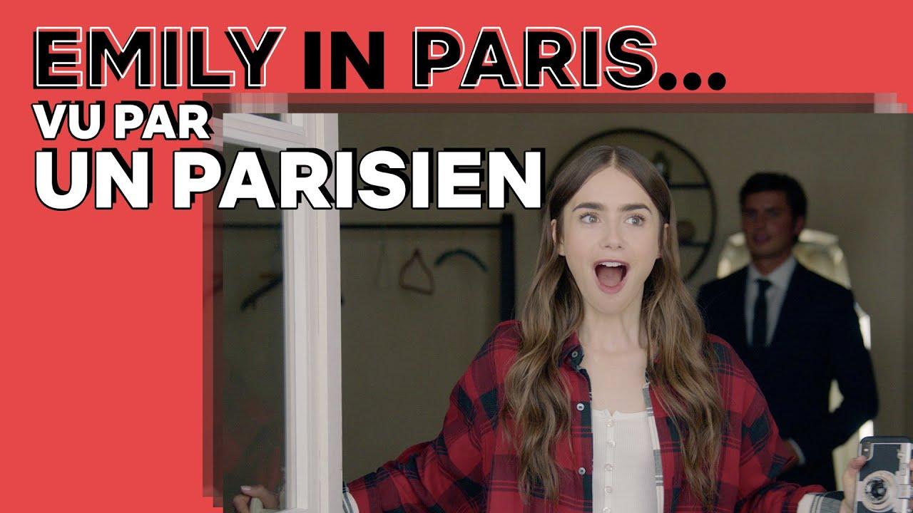 イン パリ エミリー