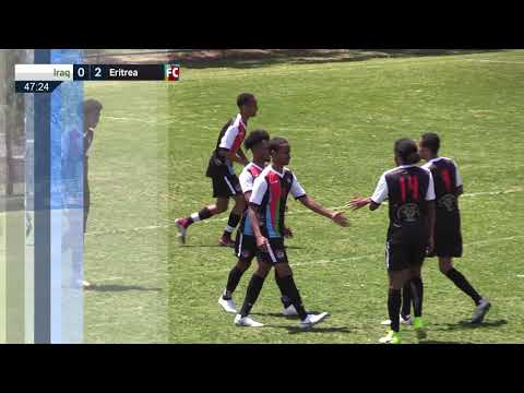 2018 ANC Shield Semi - Iraq v Eritrea