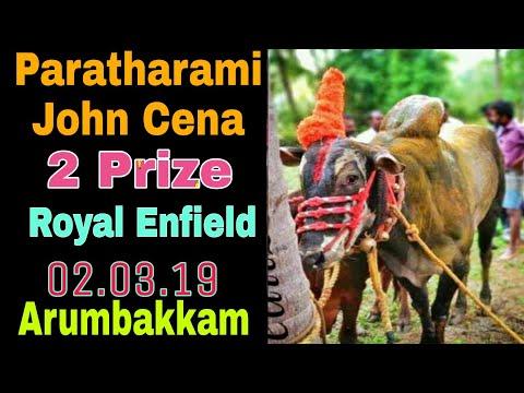 Paratharami John Cena | 2 Prize (Royal Enfield)  | Chinna Arumbakkam | 02.03.19