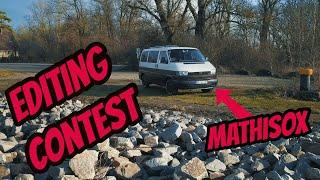 mxLenni x mathisox | EDITING CONTEST | Car Porn | VW Bus | Camper Umbau | #mathisoxeditingcontest