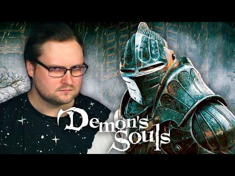 ДУШИ ДЕМОНОВ НА PS5 ► Demon's Souls Remake #1 - Ruslar.Biz