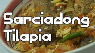 Sarciadong Tilapia - Filipino Pinoy Tagalog