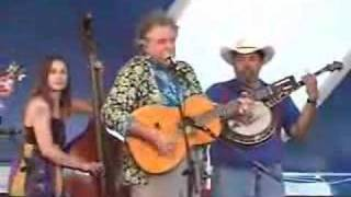 Peter Rowan -Tony Rice & Friends 4-8-00-Knockin at your door