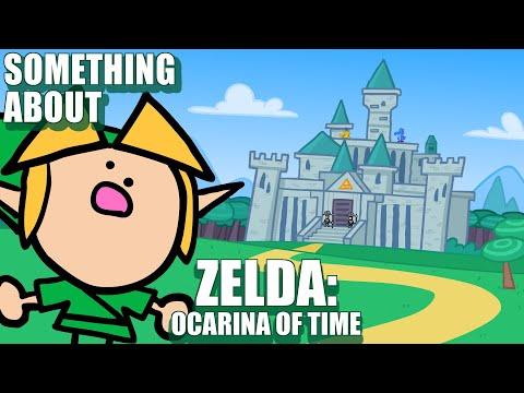 Something About Zelda Ocarina of Time PART 1 ANIMATED (Loud Sound Warning) ����✨