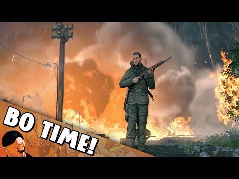 Sniper Elite V2 Remastered - The Finale |