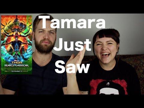 Thor: Ragnarok - Tamara Just Saw