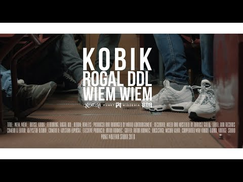 Kobik - Wiem, wiem (ft. Rogal DDL) (prod. Mario Kontrargument)