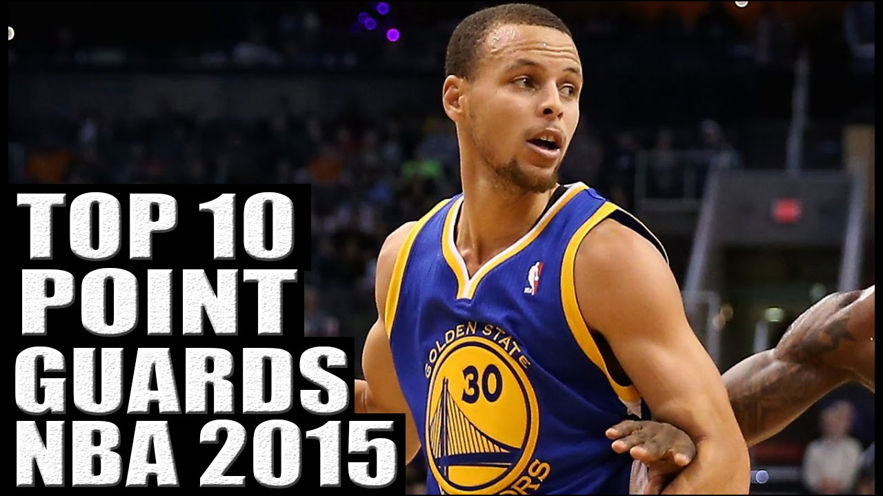 Top 10 Best NBA Point Guards 2015 - YouTube