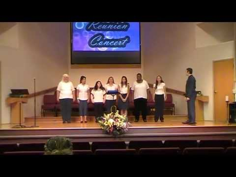 Iredell Choral Society Reunion Concert 2014