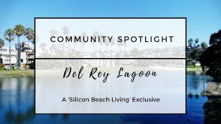 Del Rey Lagoon is the Perfect Beachside Park in Playa Del Rey