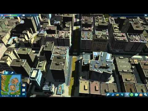 Cities in Motion 2 - Junction underpass tutorial |