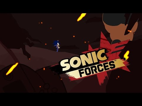 Sonic Forces │ Anime Opening