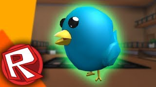 How to get the twitter chicken in roblox for free