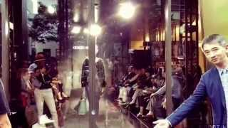 ジョルジョアルマーニ ファッションショー