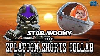 Splatoon 2 Shorts Collab XV
