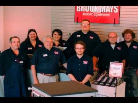 Band Instrument Rental @ Brook Mays & H&H Music