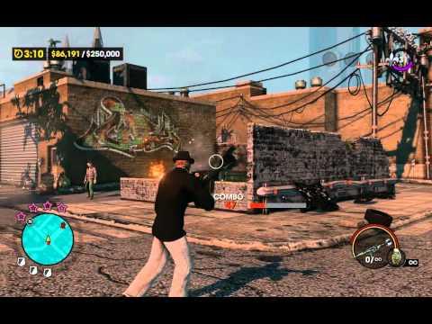Mayhem - Arapice Island - Hard - Activity Guide - Saints Row the Third