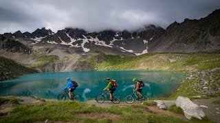 GR5 - Geneva to Nice on a Mountain Bike - An Epic Adventure