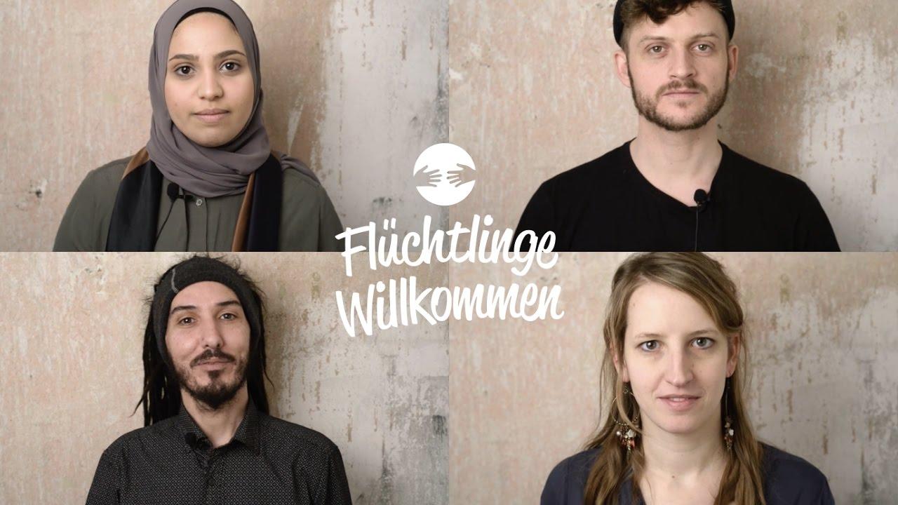 Initiative Flüchtlinge Willkommen: WG Zimmer für Flüchtlinge