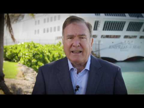 From Richard Fain Chairman and CEO, Royal Caribbean Cruises Ltd., to our travel partners.