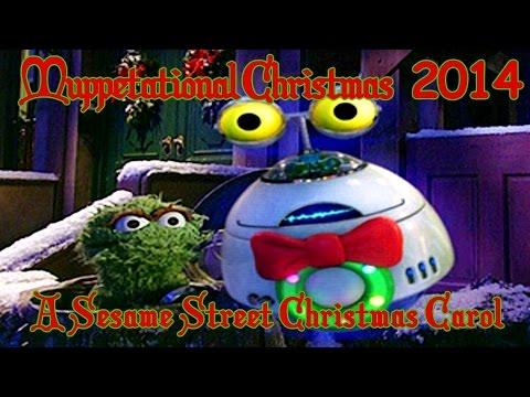 A Sesame Street Christmas Carol.Muppetational Christmas A Sesame Street Christmas Carol