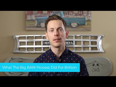 Britton - The Big BAM Process testimonial