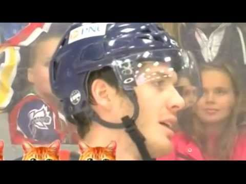 """This Ice Hockey Player Successfully """"Meows"""" In Post-Game Interview"""