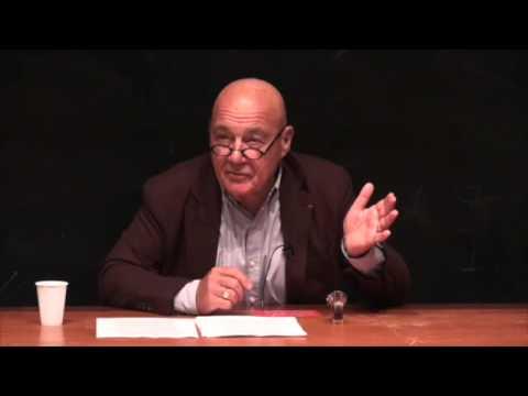 A talk by Vladimir Pozner in Cambridge, 09.03.15