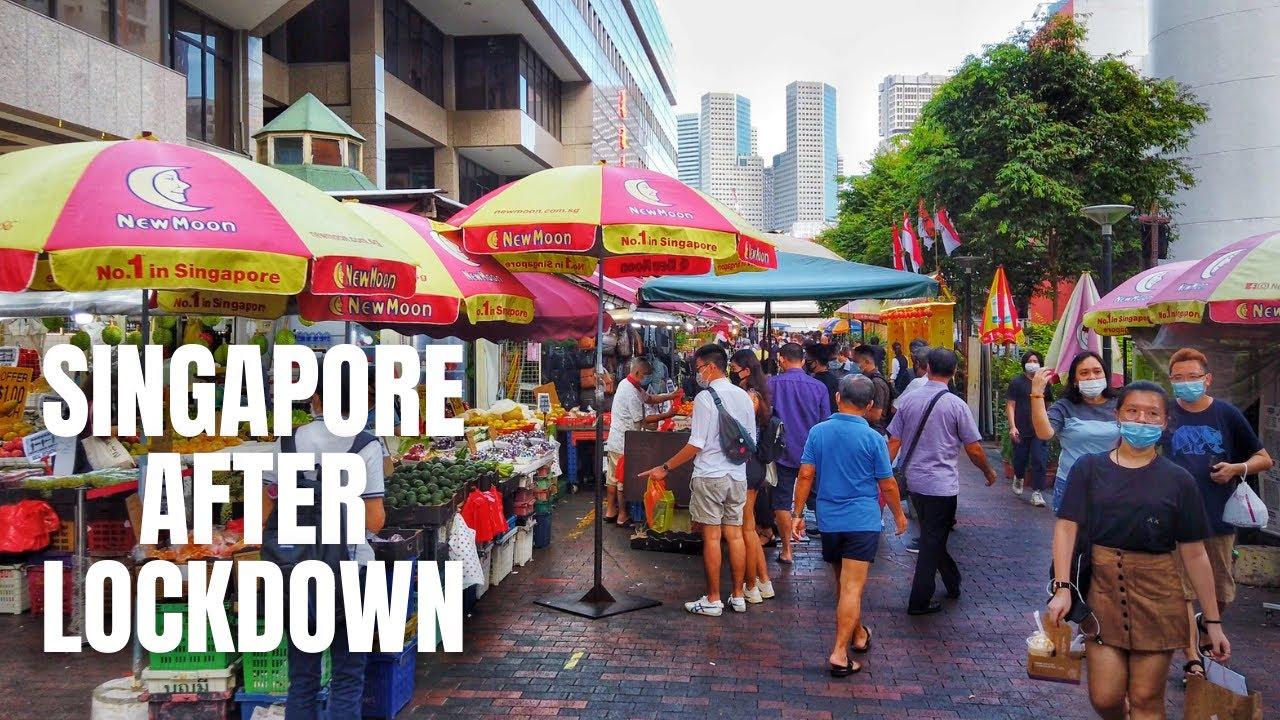 Singapore Phase 2 Scenes (Little India / Bugis Street / Boat Quay)