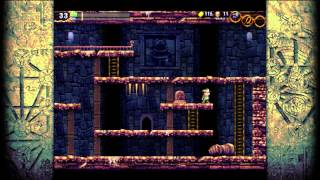 La Mulana EX Vita Gameplay