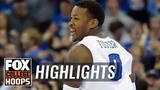 Creighton vs Maryland-Eastern Shore | Highlights | FOX COLLEGE HOOPS