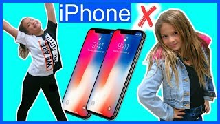 IPHONE X ?? BUY WHATEVER YOU WANT #45
