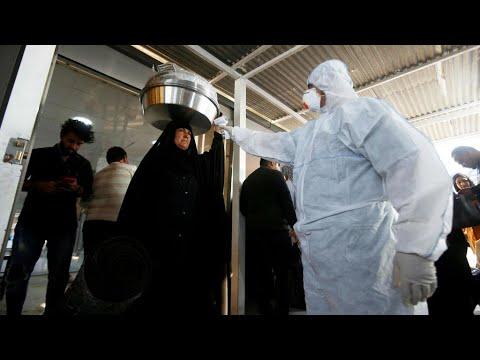 ارتفاع عدد الوفيات في إيران بسبب فيروس كورونا وخامنئي يتهم الخارج باستخدام الوباء لتعطيل الانتخابات  - نشر قبل 2 ساعة