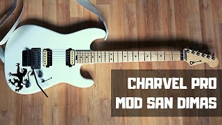 2016 Charvel Pro-mod San Dimas Style 1 in-depth Demo - MasterThatGear!