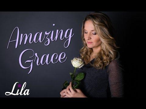 Amazing Grace - Lied zur Beerdigung / Trauerfeier gesungen von Sängerin Lila