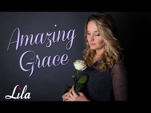 Amazing Grace Lied Zur Beerdigung Trauerfeier Gesungen Von Sangerin Lila Youtube