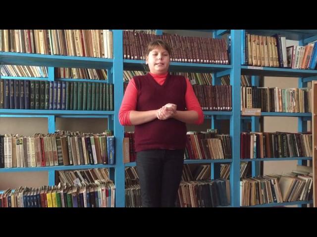 Изображение предпросмотра прочтения – АнтонинаБожкова читает произведение «Ворона и Лисица» И.А.Крылова