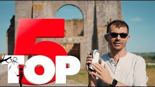 Gambar cover Je CRASH mon drone sur la vidéo TOP 5 Accessoires DJI Mavic AIR