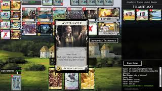 Dominion Online League - Dan Brooks vs. Tracer
