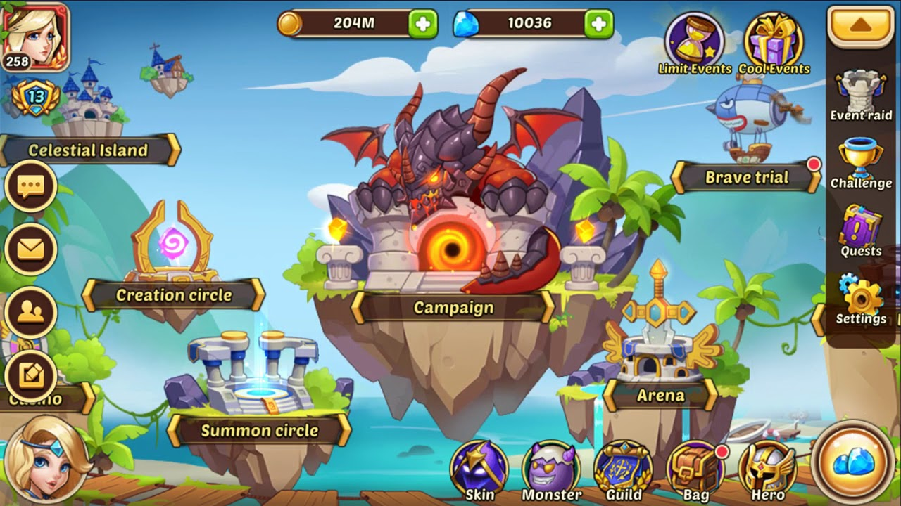 Idle Heroes - Private Server is Pay to Win?